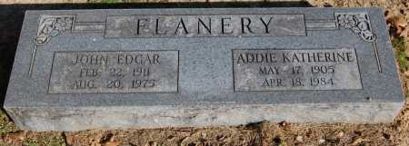 FLANERY, JOHN EDGAR - Greene County, Arkansas | JOHN EDGAR FLANERY - Arkansas Gravestone Photos