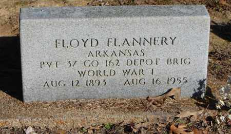 FLANNERY (VETERAN WWI), FLOYD - Greene County, Arkansas | FLOYD FLANNERY (VETERAN WWI) - Arkansas Gravestone Photos