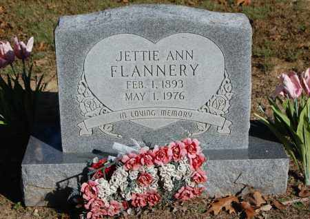 FLANNERY, JETTIE ANN - Greene County, Arkansas | JETTIE ANN FLANNERY - Arkansas Gravestone Photos