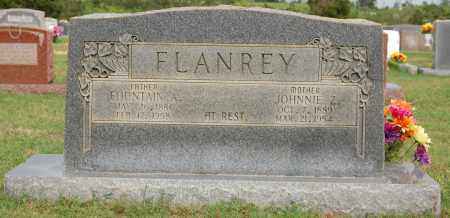 FLANREY, JOHNNIE Z. - Greene County, Arkansas | JOHNNIE Z. FLANREY - Arkansas Gravestone Photos
