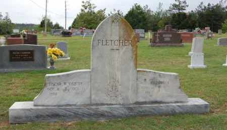 FLETCHER, MILDRED I. - Greene County, Arkansas | MILDRED I. FLETCHER - Arkansas Gravestone Photos