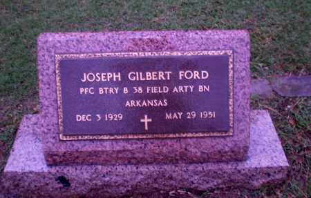 FORD  (VETERAN), JOSEPH GILBERT - Greene County, Arkansas | JOSEPH GILBERT FORD  (VETERAN) - Arkansas Gravestone Photos