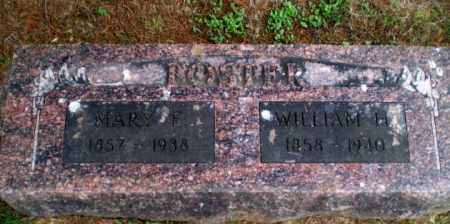 FOSTER, WILLIAM - Greene County, Arkansas | WILLIAM FOSTER - Arkansas Gravestone Photos