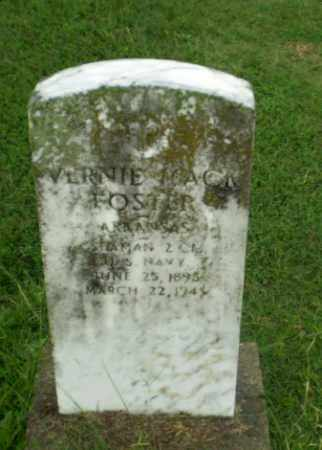 FOSTER (VETERAN), VERNIE MACK - Greene County, Arkansas | VERNIE MACK FOSTER (VETERAN) - Arkansas Gravestone Photos