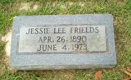 FRIELDS, JESSIE LEE - Greene County, Arkansas | JESSIE LEE FRIELDS - Arkansas Gravestone Photos