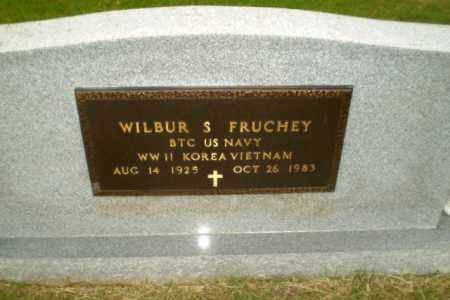 FRUCHEY  (VETERAN 3 WARS), WILBUR S - Greene County, Arkansas | WILBUR S FRUCHEY  (VETERAN 3 WARS) - Arkansas Gravestone Photos