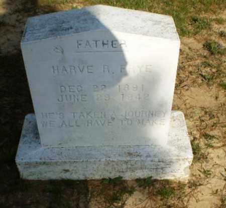 FRYE, HARVE R. - Greene County, Arkansas | HARVE R. FRYE - Arkansas Gravestone Photos