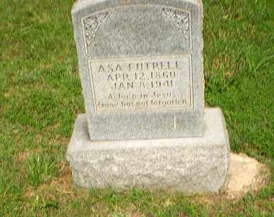 FUTRELL, ASA - Greene County, Arkansas   ASA FUTRELL - Arkansas Gravestone Photos