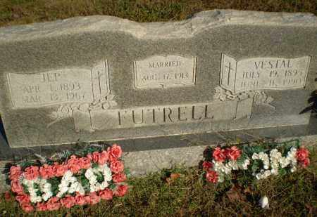 FUTRELL, JEP - Greene County, Arkansas | JEP FUTRELL - Arkansas Gravestone Photos
