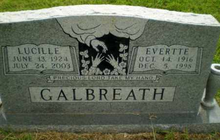 GALBREATH, EVERETTE - Greene County, Arkansas | EVERETTE GALBREATH - Arkansas Gravestone Photos