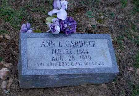 GARDNER, ANN E - Greene County, Arkansas | ANN E GARDNER - Arkansas Gravestone Photos