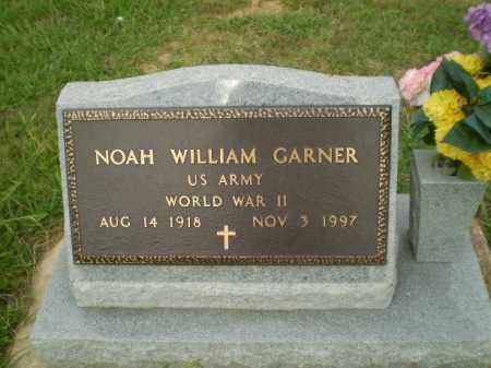 GARNER  (VETERAN WWII), NOAH WILLIAM - Greene County, Arkansas | NOAH WILLIAM GARNER  (VETERAN WWII) - Arkansas Gravestone Photos