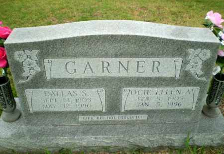 GARNER, DALLAS S - Greene County, Arkansas | DALLAS S GARNER - Arkansas Gravestone Photos