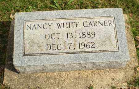 GARNER, NANCY - Greene County, Arkansas | NANCY GARNER - Arkansas Gravestone Photos