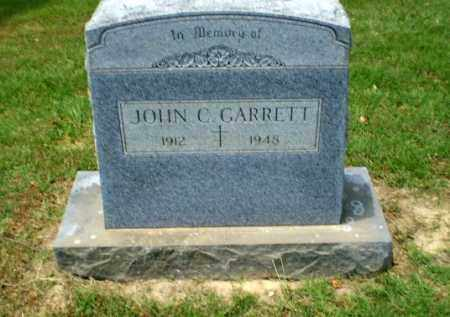 GARRETT, JOLIN C - Greene County, Arkansas | JOLIN C GARRETT - Arkansas Gravestone Photos