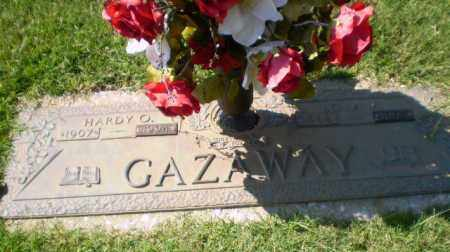 GAZAWAY, HARDY O - Greene County, Arkansas | HARDY O GAZAWAY - Arkansas Gravestone Photos