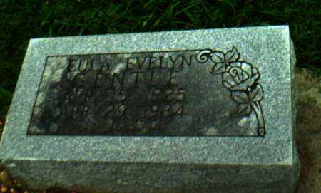 GENTLE, EULA EVELYN - Greene County, Arkansas | EULA EVELYN GENTLE - Arkansas Gravestone Photos