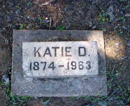 GERATHS, KATIE D - Greene County, Arkansas | KATIE D GERATHS - Arkansas Gravestone Photos