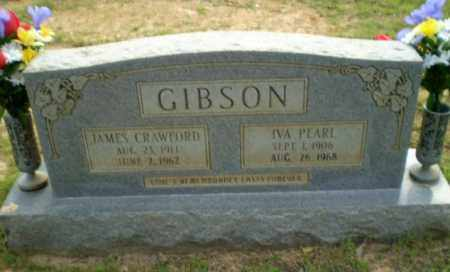 GIBSON, IVA PEARL - Greene County, Arkansas | IVA PEARL GIBSON - Arkansas Gravestone Photos
