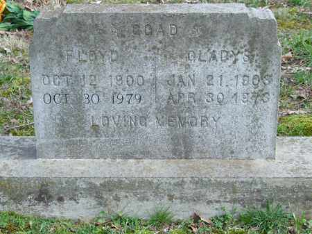 GOAD, FLOYD - Greene County, Arkansas | FLOYD GOAD - Arkansas Gravestone Photos