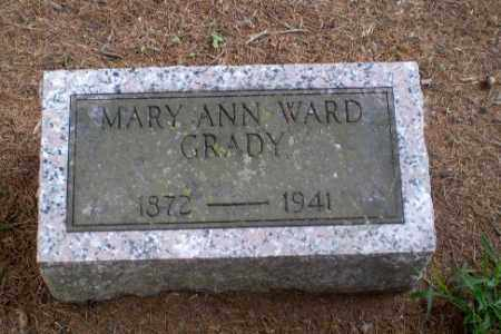 GRADY, MARY ANN - Greene County, Arkansas | MARY ANN GRADY - Arkansas Gravestone Photos