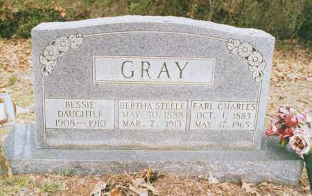 GRAY, BERTHA - Greene County, Arkansas | BERTHA GRAY - Arkansas Gravestone Photos