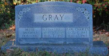 GRAY, EARL CHARLES - Greene County, Arkansas | EARL CHARLES GRAY - Arkansas Gravestone Photos