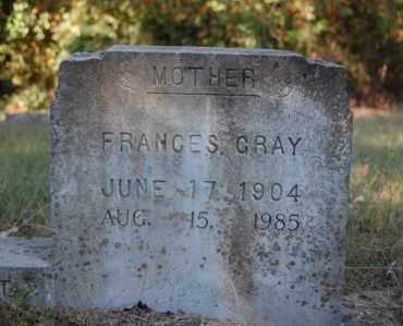 GRAY, FRANCES - Greene County, Arkansas | FRANCES GRAY - Arkansas Gravestone Photos