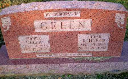 GREEN, DELLA - Greene County, Arkansas | DELLA GREEN - Arkansas Gravestone Photos