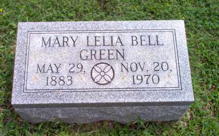 GREEN, MARY LELIA - Greene County, Arkansas | MARY LELIA GREEN - Arkansas Gravestone Photos