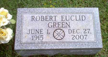 GREEN, ROBERT EUCLID - Greene County, Arkansas | ROBERT EUCLID GREEN - Arkansas Gravestone Photos