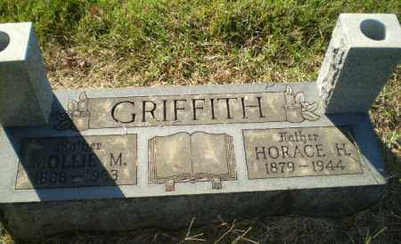 GRIFFITH, HORACE H - Greene County, Arkansas | HORACE H GRIFFITH - Arkansas Gravestone Photos