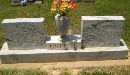 GREUEL, P. JOSEPH - Greene County, Arkansas | P. JOSEPH GREUEL - Arkansas Gravestone Photos