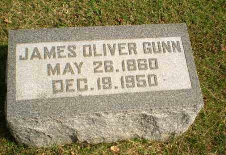 GUNN, JAMES OLIVER - Greene County, Arkansas | JAMES OLIVER GUNN - Arkansas Gravestone Photos