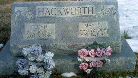 HACKWORTH, MAY D - Greene County, Arkansas | MAY D HACKWORTH - Arkansas Gravestone Photos