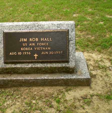 HALL  (VETERAN 2 WARS), JIM ROB - Greene County, Arkansas | JIM ROB HALL  (VETERAN 2 WARS) - Arkansas Gravestone Photos
