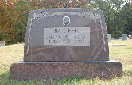 HALL, IRA I. - Greene County, Arkansas | IRA I. HALL - Arkansas Gravestone Photos