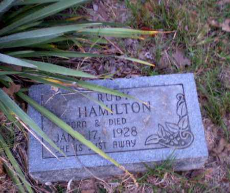 HAMILTON, RUBY - Greene County, Arkansas | RUBY HAMILTON - Arkansas Gravestone Photos