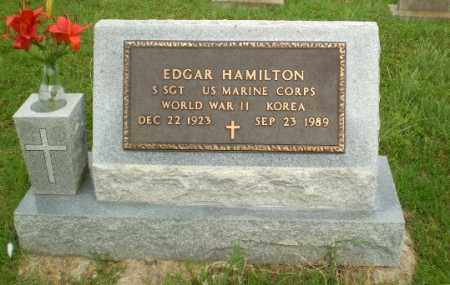 HAMILTON (VETERAN 2 WARS), EDGAR - Greene County, Arkansas | EDGAR HAMILTON (VETERAN 2 WARS) - Arkansas Gravestone Photos