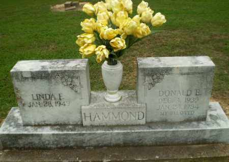 HAMMOND, DONALD B - Greene County, Arkansas | DONALD B HAMMOND - Arkansas Gravestone Photos