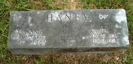 HANEY, MINNIE - Greene County, Arkansas | MINNIE HANEY - Arkansas Gravestone Photos