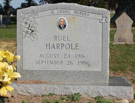 HARPOLE, RUEL - Greene County, Arkansas | RUEL HARPOLE - Arkansas Gravestone Photos