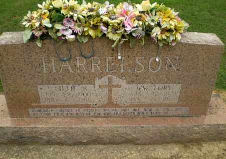 HARRELSON, LILLIE K - Greene County, Arkansas | LILLIE K HARRELSON - Arkansas Gravestone Photos