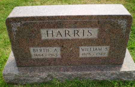 HARRIS, BERTIE A - Greene County, Arkansas | BERTIE A HARRIS - Arkansas Gravestone Photos