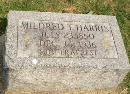 HARRIS, MILDRED T - Greene County, Arkansas | MILDRED T HARRIS - Arkansas Gravestone Photos