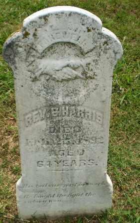 HARRIS, REV, B. - Greene County, Arkansas | B. HARRIS, REV - Arkansas Gravestone Photos