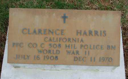 HARRIS (VETERAN WWII), CLARENCE - Greene County, Arkansas | CLARENCE HARRIS (VETERAN WWII) - Arkansas Gravestone Photos