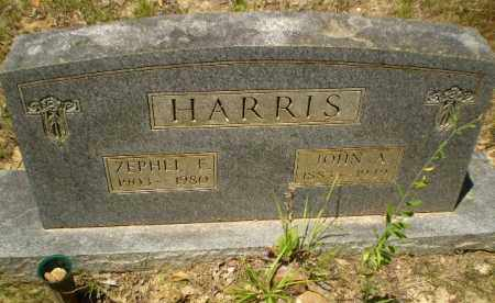 HARRIS, JOHN A - Greene County, Arkansas | JOHN A HARRIS - Arkansas Gravestone Photos