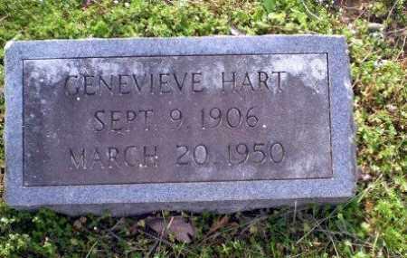 HART, GENEVIEVE - Greene County, Arkansas | GENEVIEVE HART - Arkansas Gravestone Photos