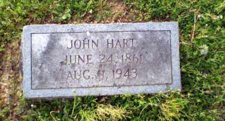 HART, JOHN - Greene County, Arkansas | JOHN HART - Arkansas Gravestone Photos